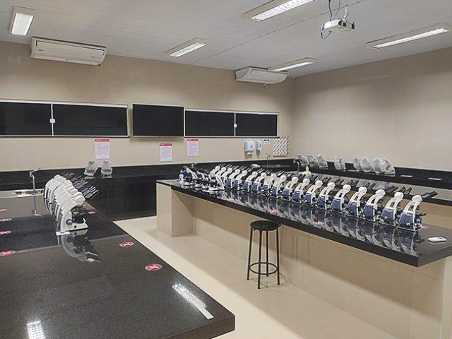 Laboratório de Imunologia