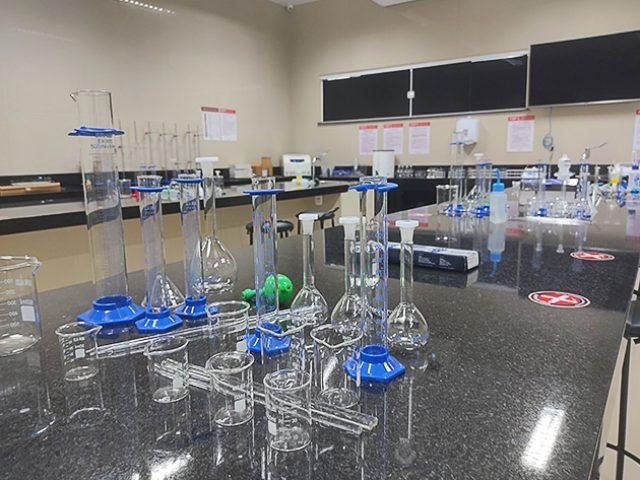 Laboratorio de Fisiologia, Farmacologia e Biofísica